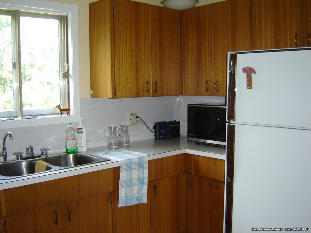 Backroads B & B, Guest House Kitchen | Image #9/11 | Guest House At Backroads Bed & Breakfast