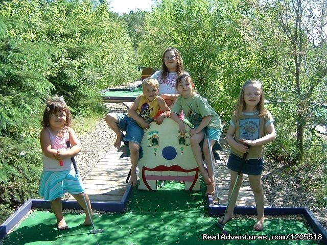 Mini Golf | Image #4/6 | Tobin Lake Hilltop Campgrounds and RV Park