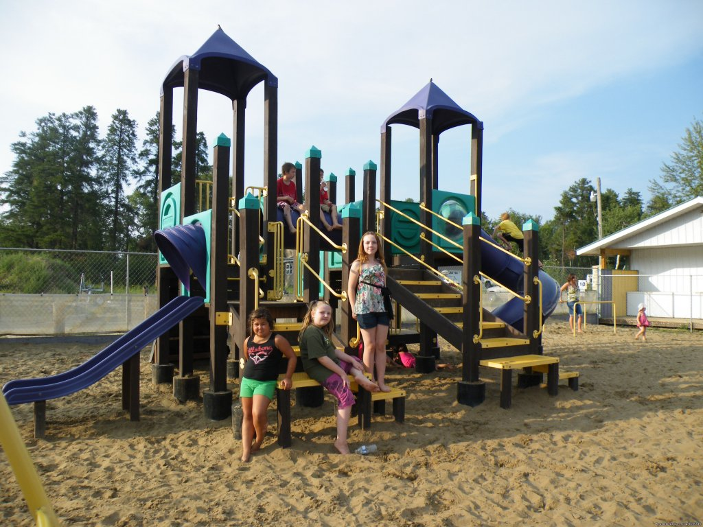 Play ground | Image #5/6 | Tobin Lake Hilltop Campgrounds and RV Park
