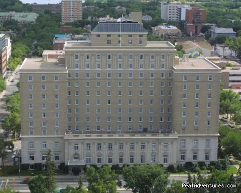 Radisson Plaza Hotel Saskatchewan:
