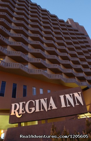 Exterior - Regina Inn Hotel and Conference Centre