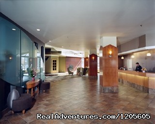 Lobby - Regina Inn Hotel and Conference Centre