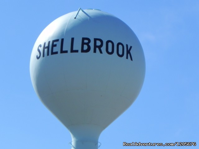 Water Tower (#2 of 11) - Town of Shellbrook