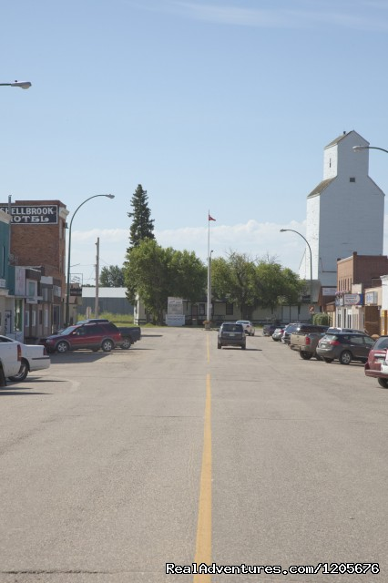 Looking down Main Street (#4 of 11) - Town of Shellbrook