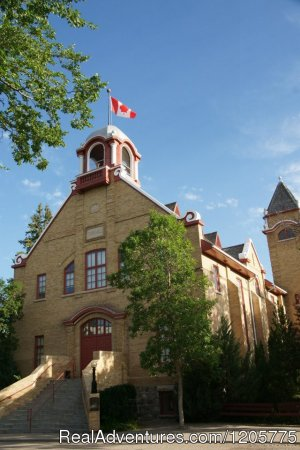 Town of Wolseley East, Saskatchewan Tourism Center