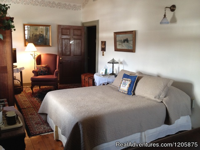Rom 9 - The Stagecoach Inn Bed and Breakfast