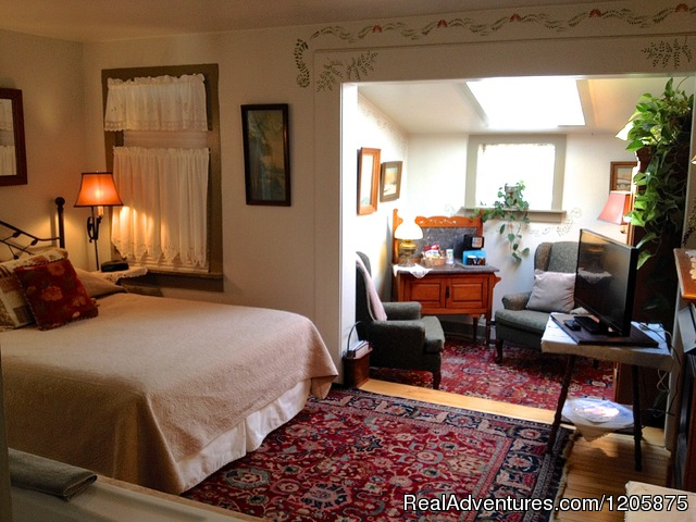 Room 11 (#3 of 9) - The Stagecoach Inn Bed and Breakfast
