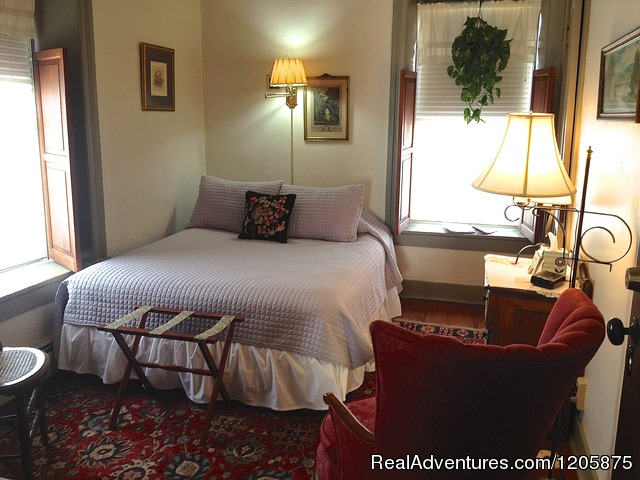 Room 1 - The Stagecoach Inn Bed and Breakfast