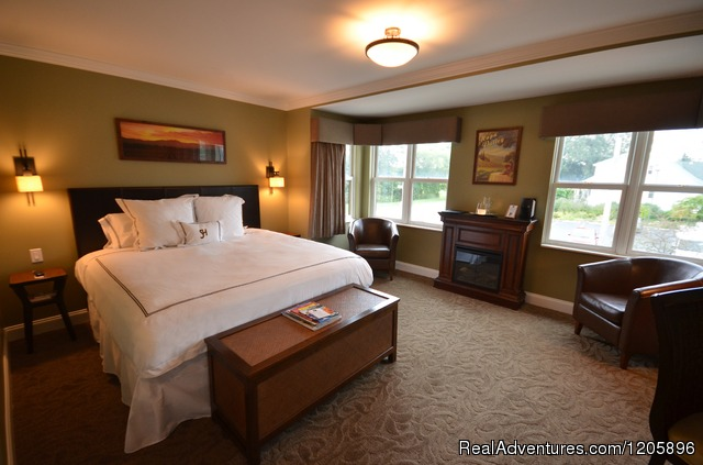 Exquisite Guestroom - Napa Vallley - Sheridan House
