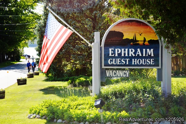 The Ephraim Guest House