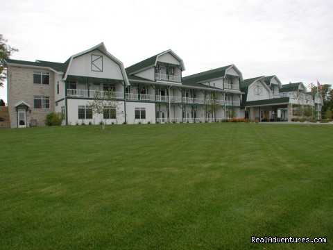 Birchwood Lodge - Romantic getaway in  Door County