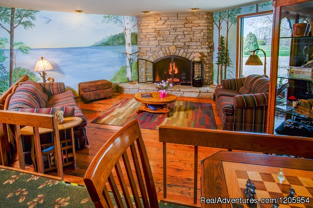 - Open Hearth Lodge