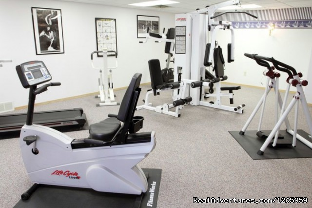 Fitness room (#4 of 12) - Bay Shore Inn