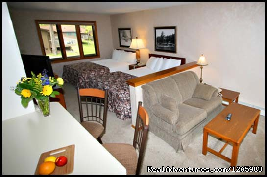 Suite (#2 of 3) - Chanticleer Inn