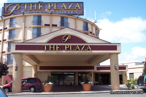 The Plaza Hotel & Suites Conference Center