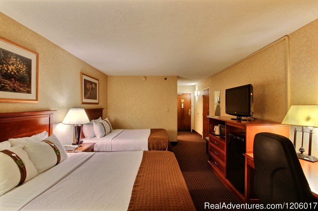 Double Guest room | Image #9/10 | Holiday Inn