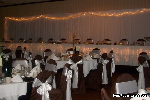 Banquet Facility - Holiday Inn
