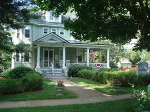 Clark House B&B Galesville, Wisconsin Bed & Breakfasts