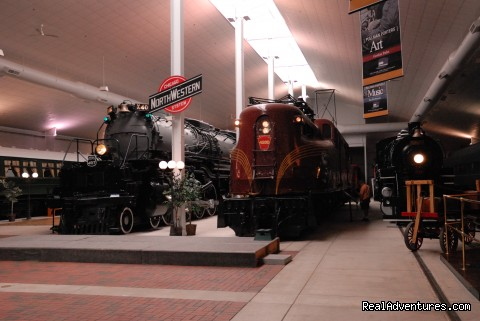 National Railroad Museum (#5 of 19) - Greater Green Bay CVB