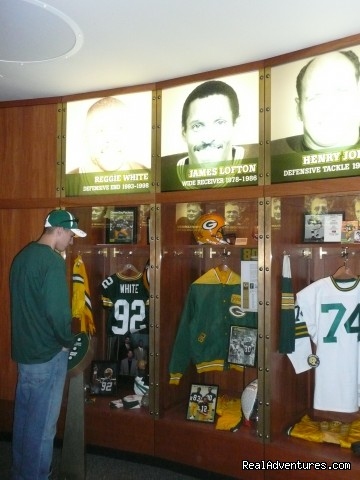 Green Bay Packers Hall of Fame (#9 of 19) - Greater Green Bay CVB