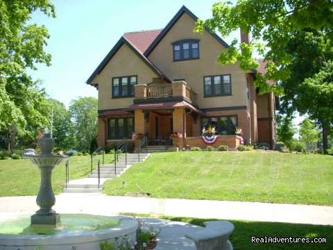 Relax at the Historic Westphal Mansion Inn B&B