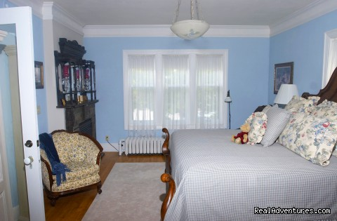 Suite3 Walt Whitman - Relax at the Historic Westphal Mansion Inn B&B