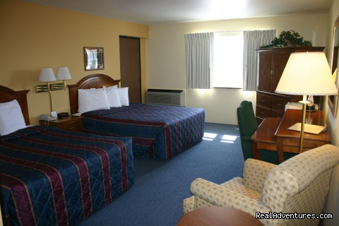 Standard Dbl Queen Room - Iron Ridge Inn Motel