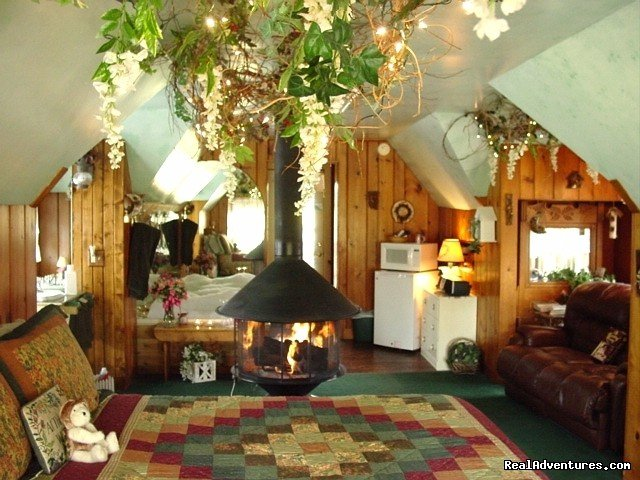 Enchanted Treehouse Suite | Image #3/4 | Lazy Cloud Inn