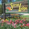 Sunrise Lodge Sign