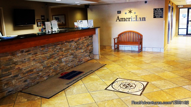 Front Desk - AmericInn Madison West