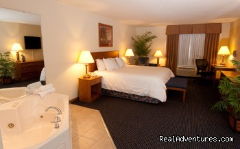 Luxurious Whirlpool Suite (#2 of 5) - Best Western West Towne Suites