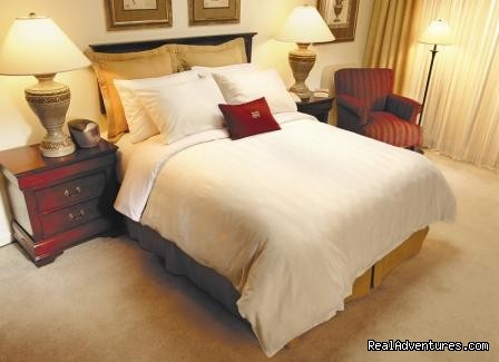 Standard King room - Crowne Plaza