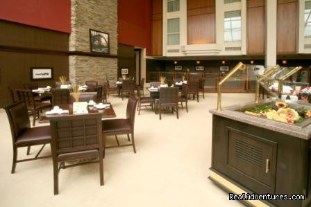 The Prairie Cafe' - Crowne Plaza