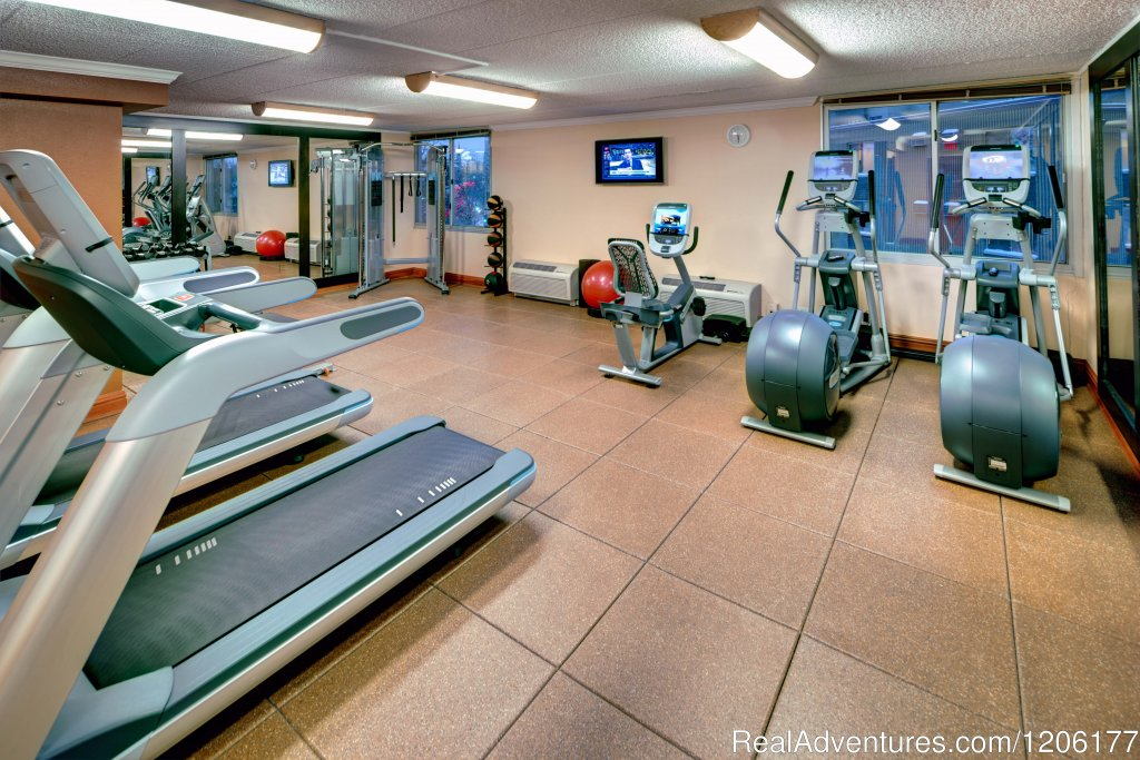 24 Hour Precor Fitness Center | Image #3/7 | Doubletree by Hilton Madison Downtown
