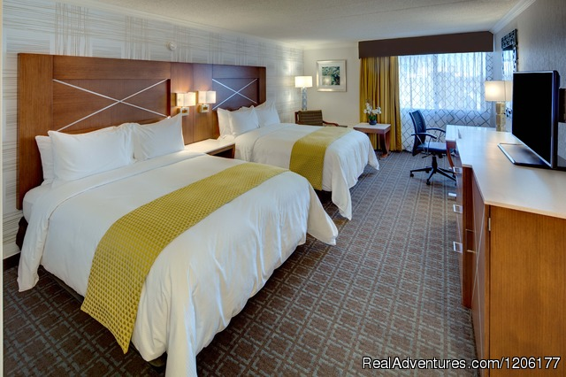 Double Queen Room - Doubletree by Hilton Madison Downtown
