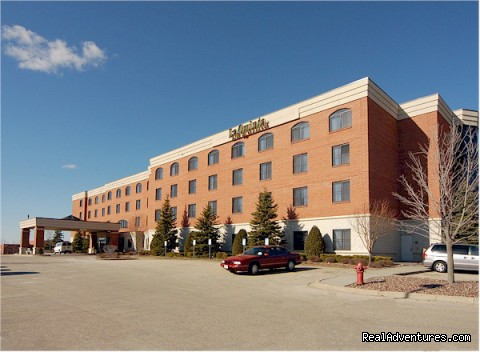 La Quinta Inn & Suites: