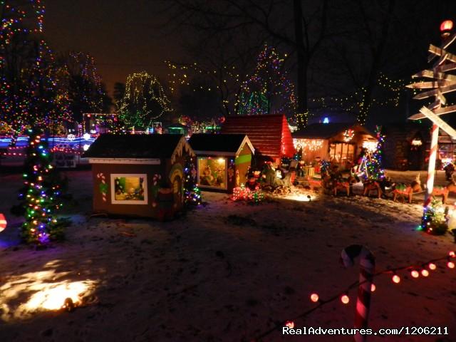 Rotary Winter Wonderland (#5 of 6) - Marshfield Convention & Visitors Bureau