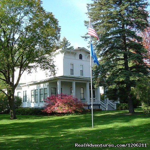 Upham Mansion (#6 of 6) - Marshfield Convention & Visitors Bureau