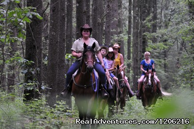 Trail Ride - Woodside Ranch Resort & Conference Center
