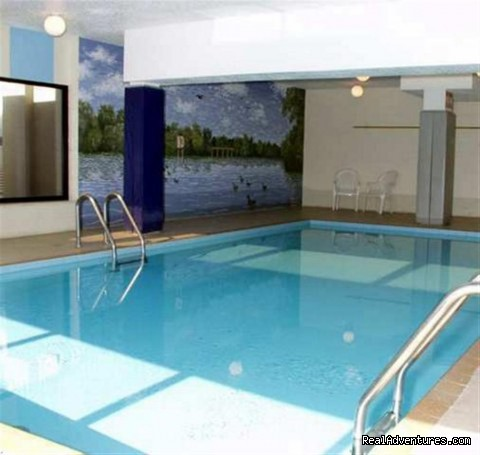 Indoor Pool (#15 of 23) - Hilton Milwaukee River