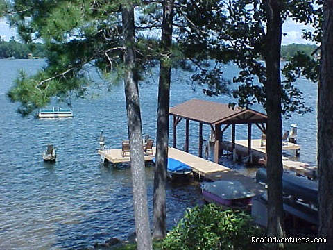 Lake Minocqua lakefront - Sill's Lakeshore B&B Resort