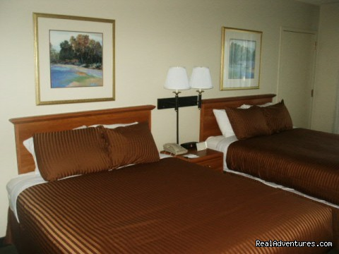 Olympia Resort & Conference Center: Guestroom