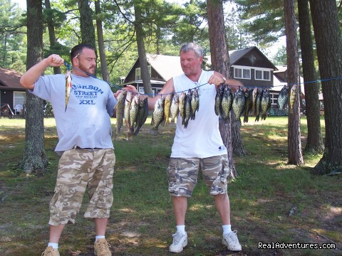 May/ June fishing trip - Deer Run Resort