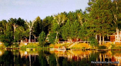 - Loon's Landing Resort