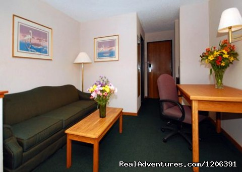 King Suite - Quality INN
