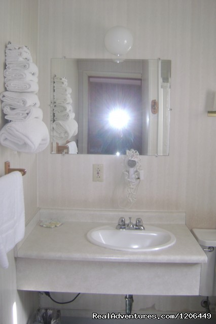 Bathroom - Hickory Hill Motel