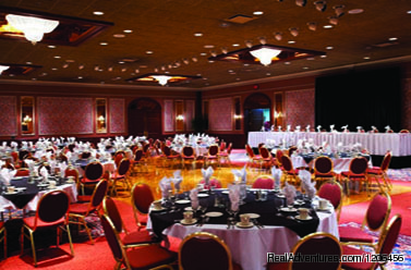 Grand Ballroom - Country Springs Hotel