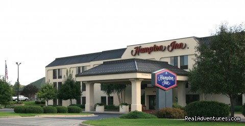 Welcome to the Wausau Hampton Inn - Hampton Inn