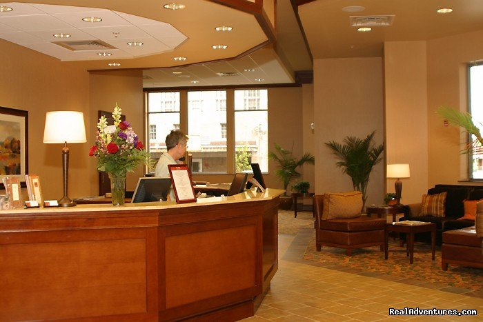 Jefferson Street Inn - Lobby | Image #2/15 | The Jefferson Street Inn - Comfortable Elegance!