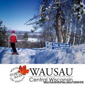 Wausau/Central Wisconsin CVB Wausau, Wisconsin Tourism Center